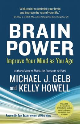 Brain Power By Gelb, Michael J./ Howell, Kelly/ Buzan, Tony (FRW)